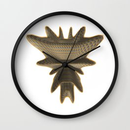 Harmonic Dude Wall Clock