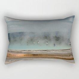 Geyser Heaven Rectangular Pillow