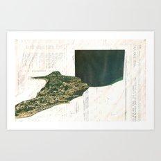 Isle Art Print