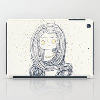 hug iPad Cases featuring Hug by huemula