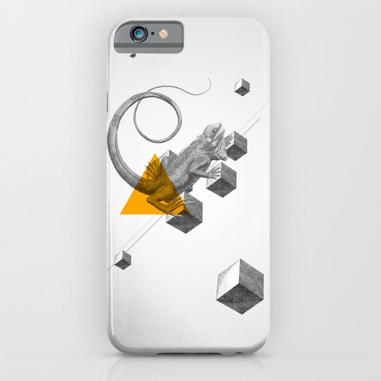Archetypes Series: Elusiveness iPhone & iPod Case