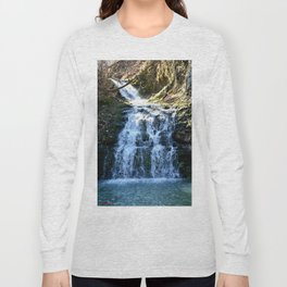 Alone in Secret Hollow with the Caves, Cascades, and Critters, No. 5 of 21 Long Sleeve T-shirt