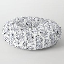 Oval Floor Pillow