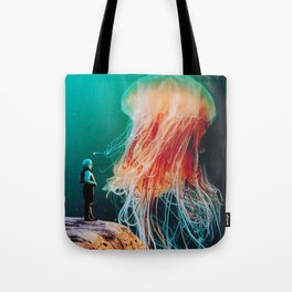 The Ledge Tote Bag