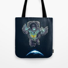 Butterstellar Tote Bag
