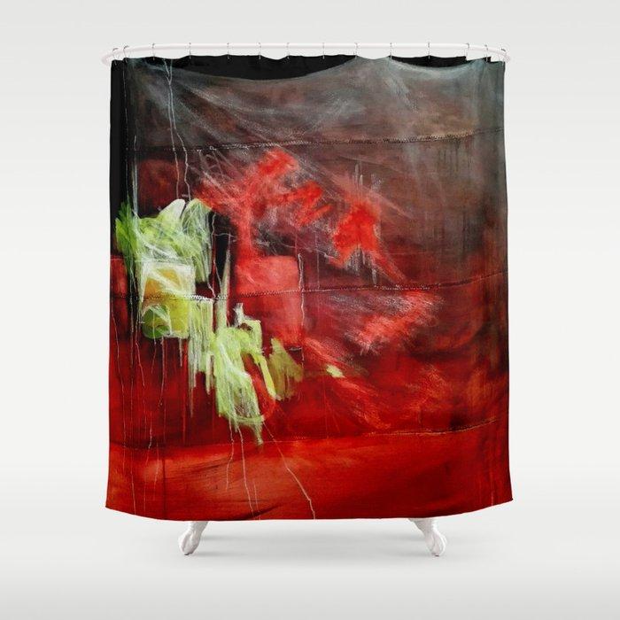 Soho Rain Shower Curtain