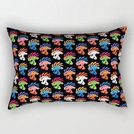 Murloc Swarm Rectangular Pillow