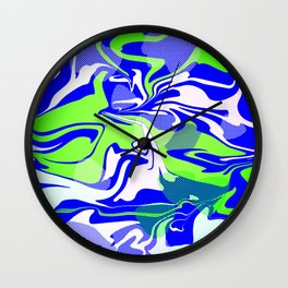 Fresh Breeze Wall Clock