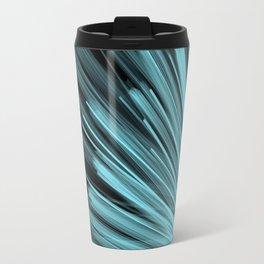 Aqua Angular Travel Mug
