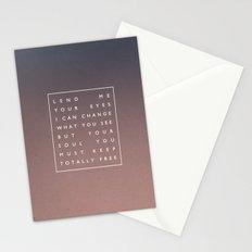 Awake My Soul III Stationery Cards
