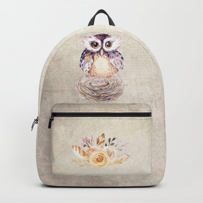 Owl 3 Backpack
