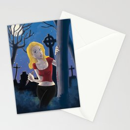 Buffy Stationery Cards