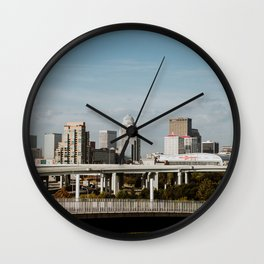 Downtown Louisville Wall Clock