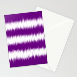 Purple Tie Dye Stationery Cards
