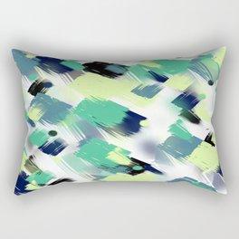 Abstract pattern 153 Rectangular Pillow