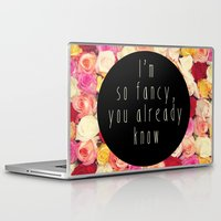 fancy Laptop & iPad Skins featuring Fancy by LocoLyrics