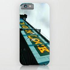London Camden Town rail bridge Slim Case iPhone 6