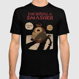 the serial smasher T-shirt