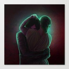 Reylo - Embrace Canvas Print