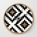 Urban Tribal Pattern No.16 - Aztec - Concrete and Wood by zoltanratko