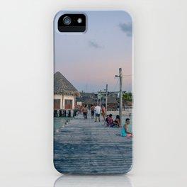 Island life iPhone Case