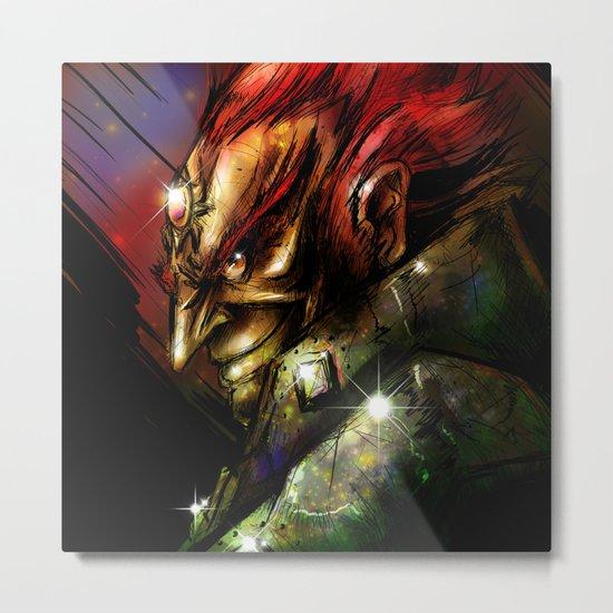 Ganondorf Metal Print