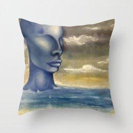 La Planète sauvage Throw Pillow