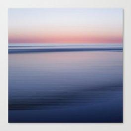sogno rosa - seascape no.05 Canvas Print