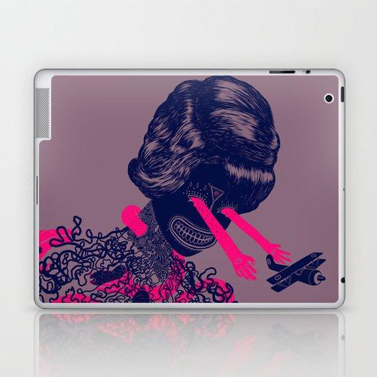 look into my beautiful eyes Laptop & iPad Skin