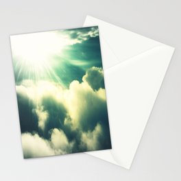 Knocking on Heavens Door Stationery Cards