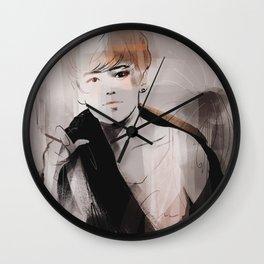 Luhan Wall Clock
