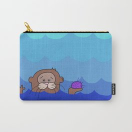 Otterly Delightful Carry-All Pouch