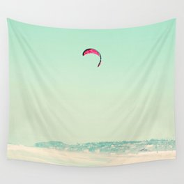 wind surfin'  Wall Tapestry