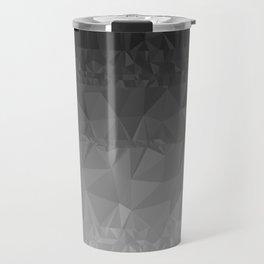 Black and Grey Ombre Travel Mug