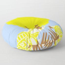 Sunlight Floor Pillow