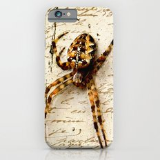 Spider Letter Slim Case iPhone 6s