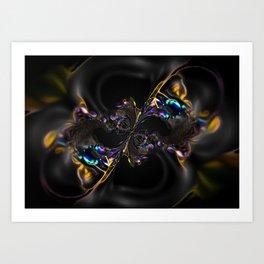 Otherworld V1 8 Art Print