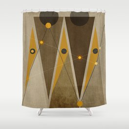 Geometric/Abstract 1 Shower Curtain