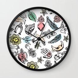 Milagros Wall Clock
