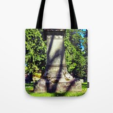 Graveyard beauty Tote Bag