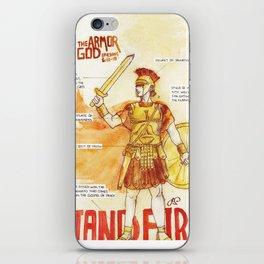 Armor of God - Ephesians 6:10-17 iPhone Skin