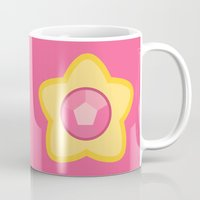 steven universe Mugs featuring Steven Universe by The Barefoot Hatter