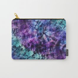 Midnight Tie Dye Carry-All Pouch