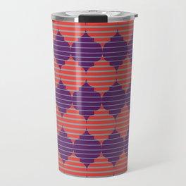 Morocco Neon Travel Mug