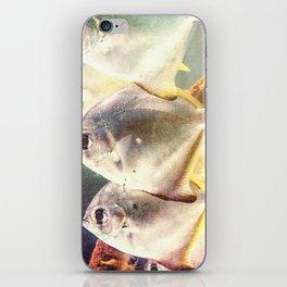 Fish Family iPhone Skin