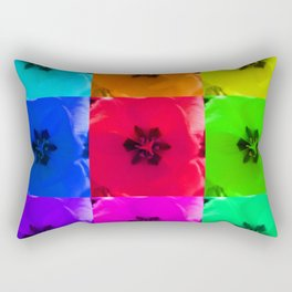 Tulip x9 - II Rectangular Pillow