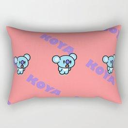 BTS RM BT21 Koya Rectangular Pillow