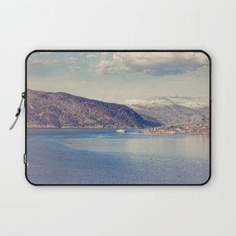 Sognefjord II Laptop Sleeve