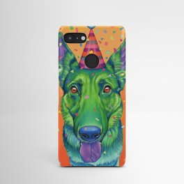 Pepper the shepherd Android Case