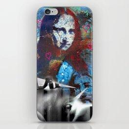 Finding Mona iPhone Skin